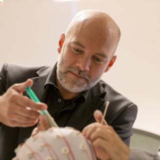 Memory researcher Mikael Johansson