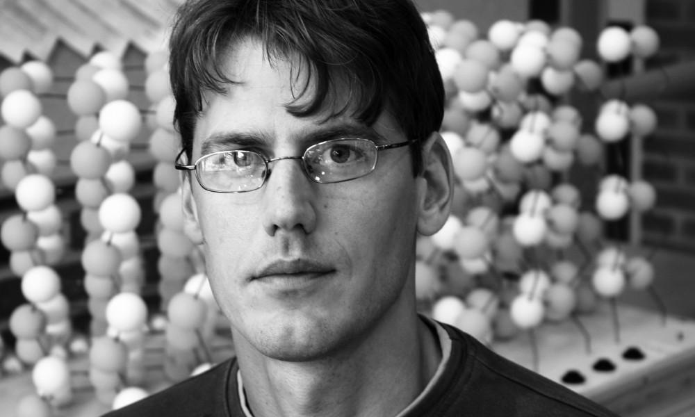 Magnus Borgström conducts research in semiconductor physics.
