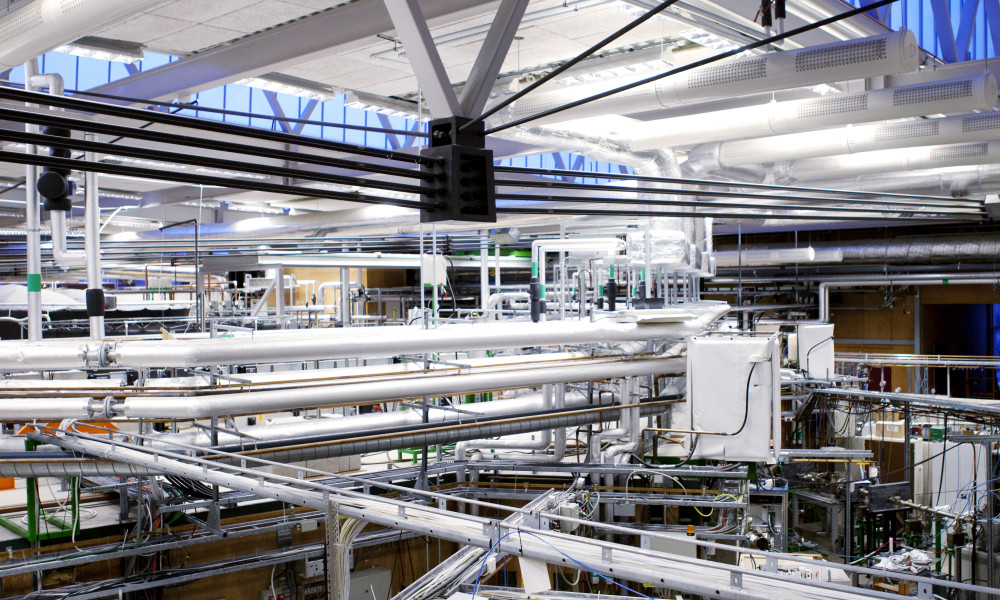Max-lab is the only synchrotron radiation laboratory in Sweden.