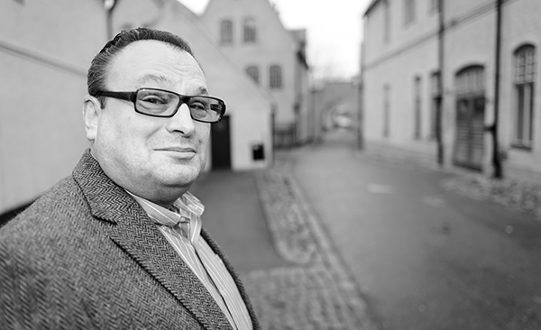 Glenn Billqvist is one of the thousands of diabetics who is part of the research project ANDIS – a register currently including 90 % of all healthcare providers in Skåne